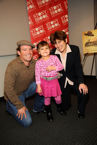 Clay Walker Donates$100,000 to National Pediatric MS Center at SBUMC