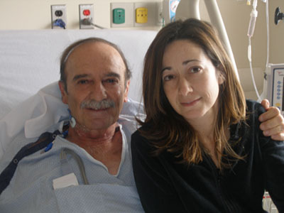 Joseph Celli and Denise Smagala